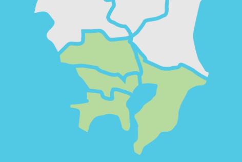 地図・関東