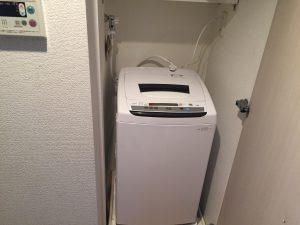 荒川区にて洗濯機の取り付け依頼を頂きました