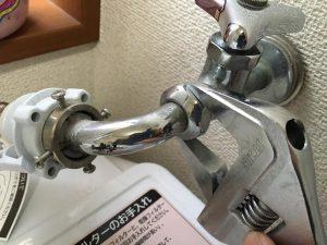 千代田区にて洗濯機の取り付け依頼を頂きました。