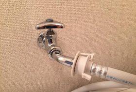 世田谷区にて洗濯機の取り付け依頼を頂きました