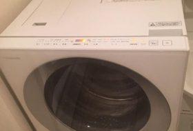 東京都府中市にて洗濯機の取り付け依頼を頂きました