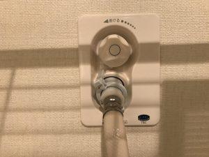 横浜市戸塚区にて洗濯機の取り付け依頼を頂きました