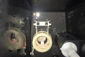 杉並区にてトイレの水漏れ修理に行ってきました