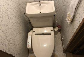 東京都中野区にてトイレの水漏れ修理に行ってきました