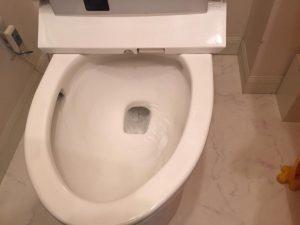 東京都新宿区にてトイレ詰まりのご依頼を頂きました