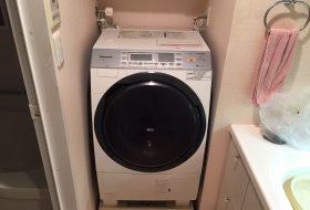 東京都杉並区で洗濯機排水口のつまりを修理してきました