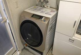 横浜市都筑区で洗濯機排水口のつまりを修理してきました