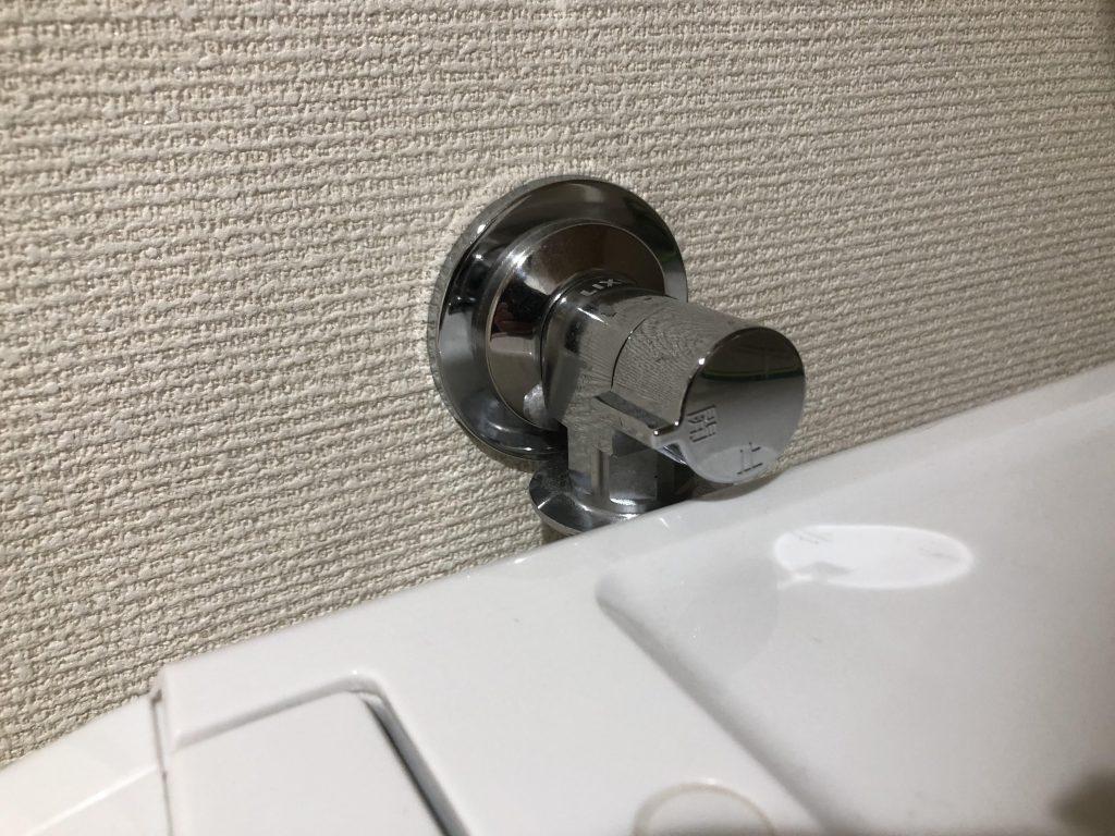 横浜市戸塚区で洗濯機の蛇口の水漏れ修理をしてきました