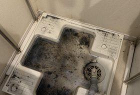 横浜市金沢区で洗濯機の蛇口の水漏れ修理をしてきました