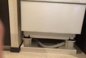 川崎市中原区で洗濯機の蛇口の水漏れ修理をしてきました
