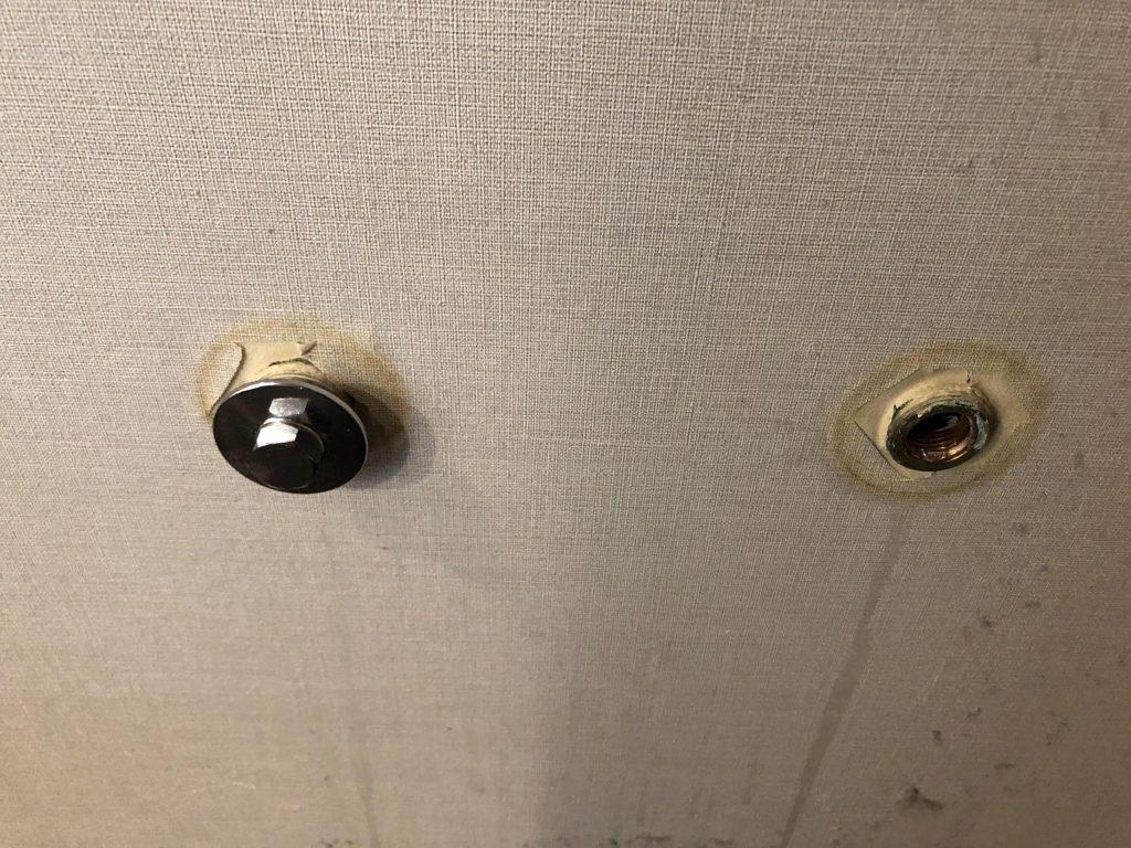 東京都港区で洗濯機の壁ピタ水栓の交換取り付けをしてきました