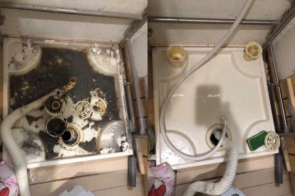 業者が教える!洗濯機の排水口が臭くなる原因とは?