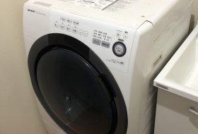 ドラム式洗濯機は取り付けが大変?