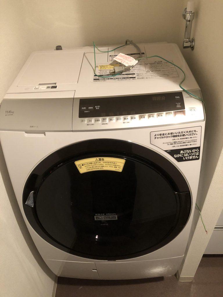 洗濯機の設置は業者に依頼すべき?練馬区で行った取り付け事例3選