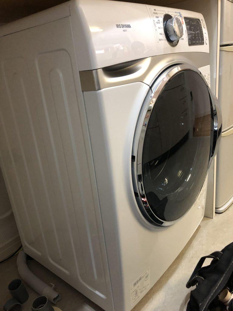 洗濯機の設置は業者に依頼すべき?豊島区で行った取り付け事例3選
